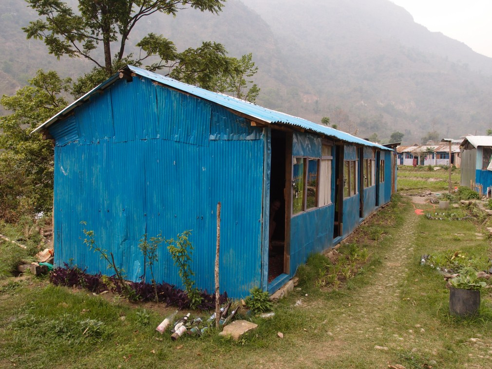 1 Euro accommodation in Nepal