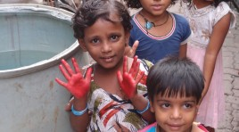 Visiting the Mumbai Slums